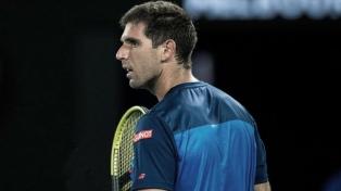 Delbonis no pudo con Opelka y quedó eliminado del Masters 1000 de Roma