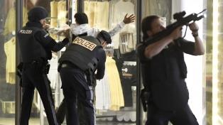 Tres muertos en prolongado tiroteo en Viena; para el Gobierno, fue un ataque terrorista