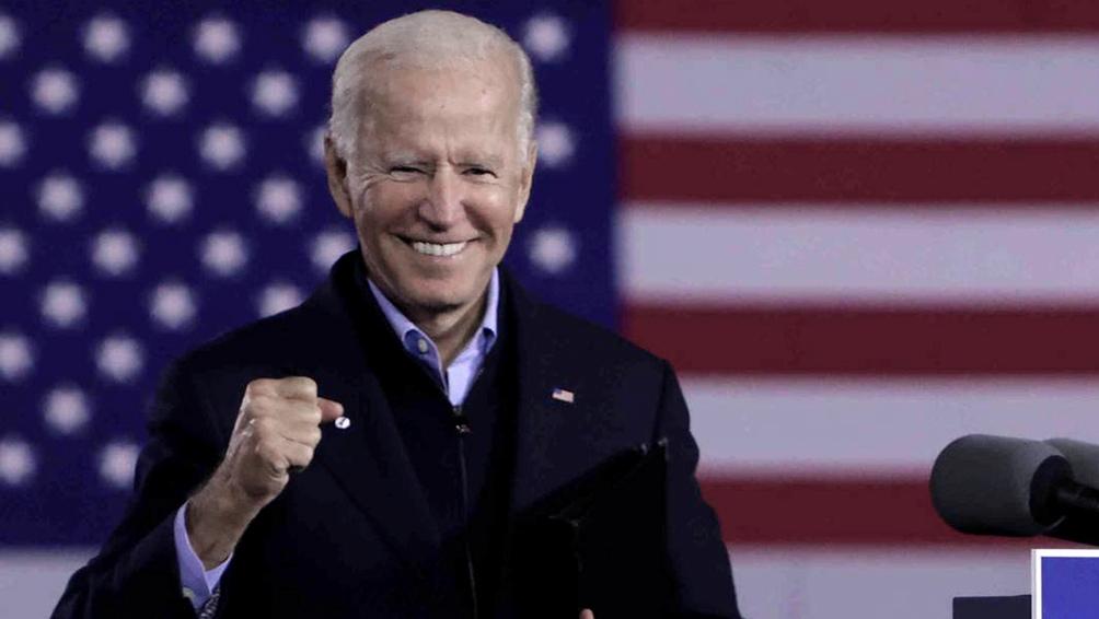 Biden se dirigió al pueblo estadounidense en su primer discurso como presidente electo.