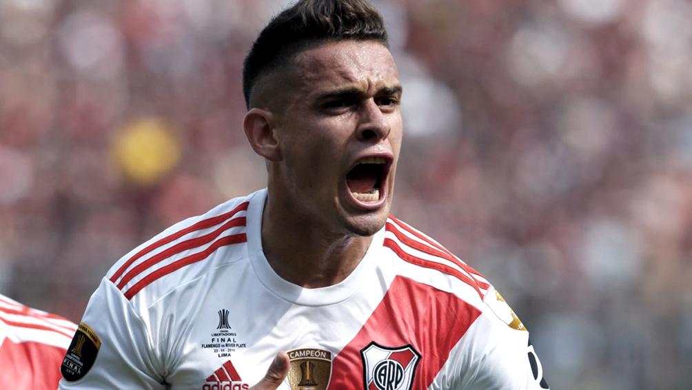 Gremio, de Brasil, desistió oficialmente de contratar a Borré