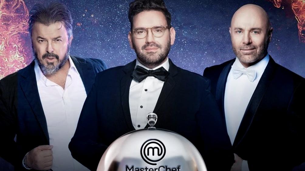 Donato de Santi, Damián Betular y Germán Martitegui, los jurados del éxito 2021 de la televisión.