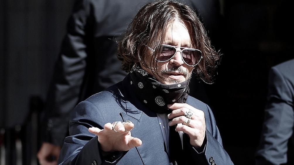 La renuncia fue anunciada por el propio actor, quien aclaró que la medida había sido solicitada por el estudio.