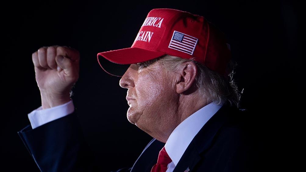 Trump quiere que  el estado de Pensilvania no certifique los resultados de las elecciones