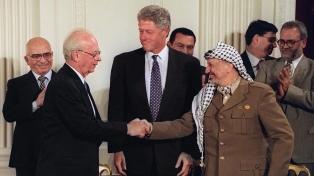 A 25 años del asesinato de Rabin, el proceso de paz desapareció en Medio Oriente