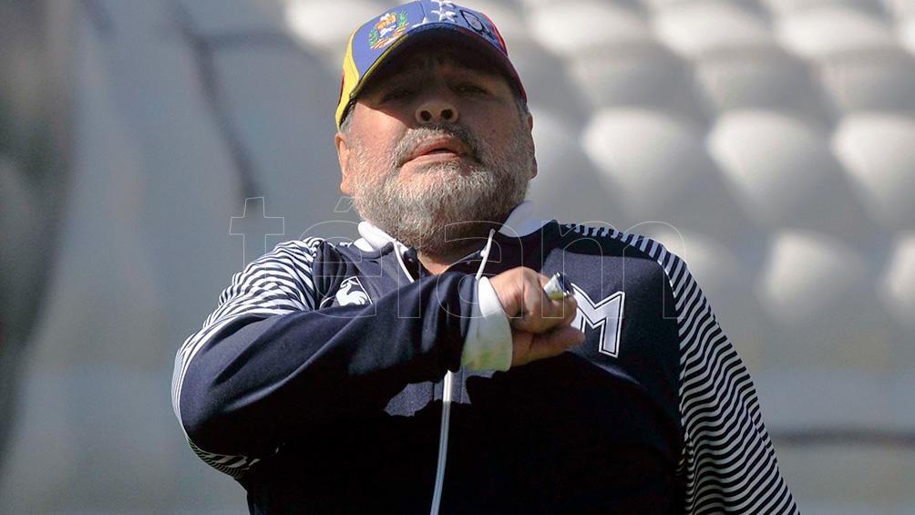 Un sobrino fue la última persona que vio con vida a Maradona