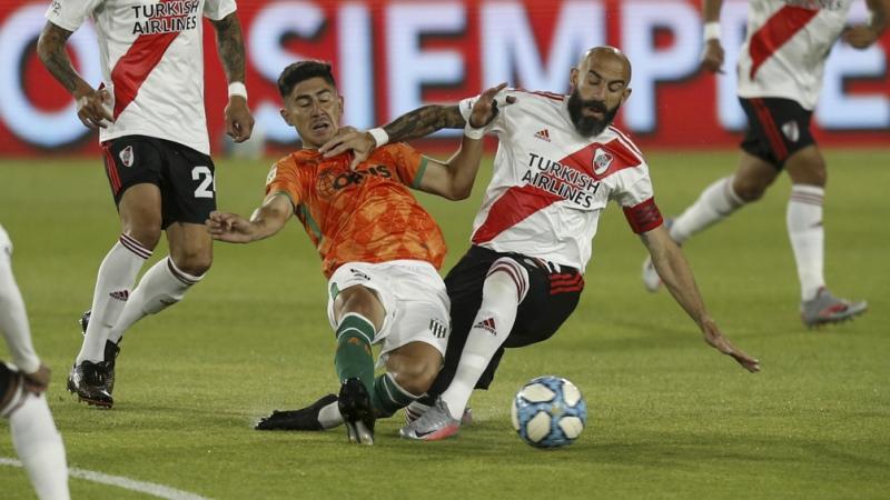 River se repuso con éxito ante Rosario Central por la Copa de la Liga Profesional - Télam - Agencia Nacional de Noticias