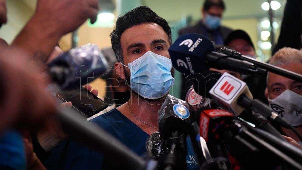 """Leopoldo Luque """"podría ser imputado en la presente causa por el delito de homicidio culposo""""."""
