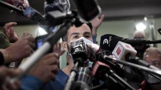 """""""Es increíble la recuperación de Maradona"""" indicó su médico personal"""
