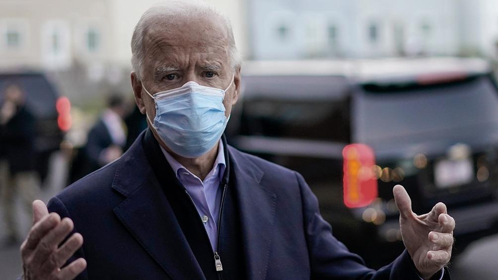 """Biden pidió ayuda urgente al Congreso y dijo que la situación del empleo es """"terrible"""""""