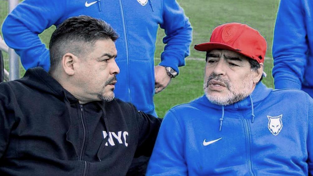 Hugo Maradona: