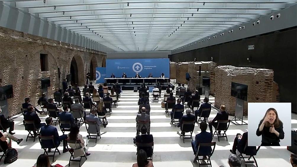 El anuncio fue realizado este miércoles por el presidente Alberto Fernández, en un acto en la Casa de Gobierno.