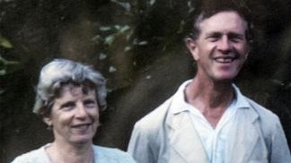 El matrimonio danés de Nina y Troels Pedersen.