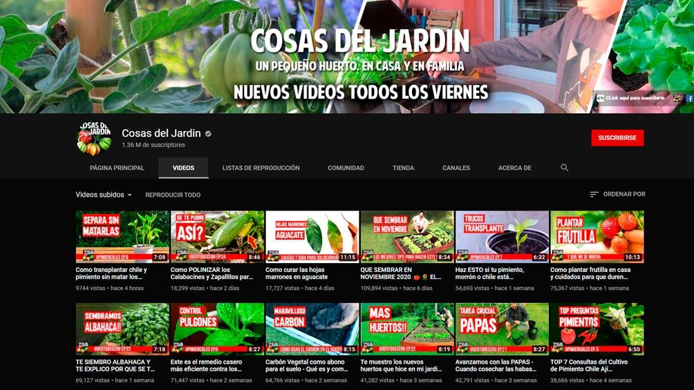 YouTube: la Argentina tiene 170 canales con más de un millón de suscriptores  - Télam - Agencia Nacional de Noticias