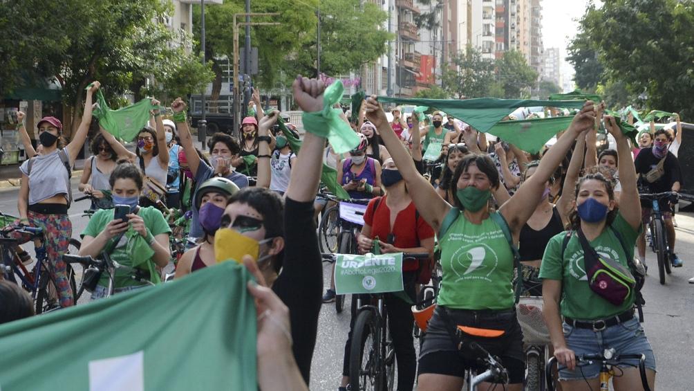 También fueron convocadas actividades en Córdoba.