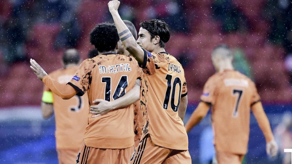 Juventus, que quiere alcanzar al Barcelona, recibe al Ferecvaros