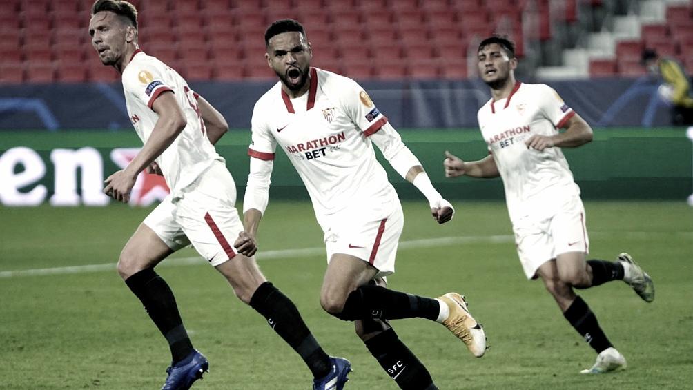 Sevilla, con Ocampos desde el comienzo, visita al Krasnodar