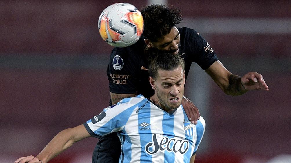 Independiente ganó por 1 a 0 la semana pasada en Avellaneda