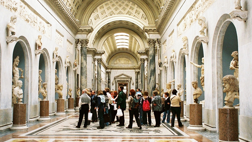 Los Museos Vaticanos, que recibían unas 27.000 personas al día antes de la pandemia, cerrarán sus puertas hasta el 3 de diciembre