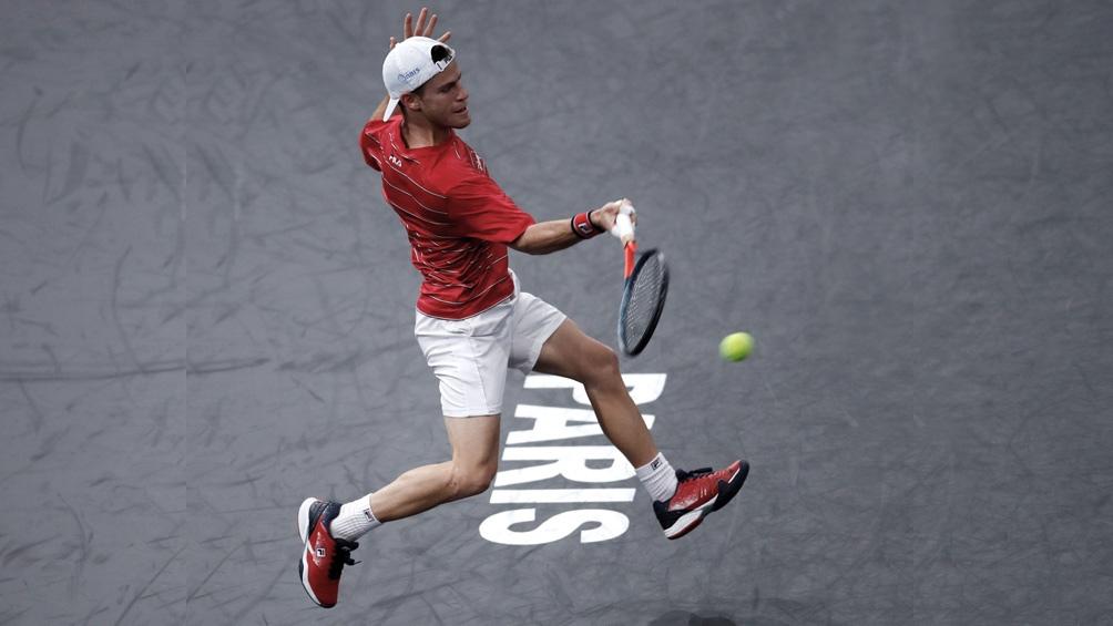 """El """"Peque"""" Schwartzman, décimo en el ranking mundial de la ATP, encabezará la delegación argentina"""