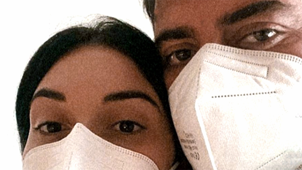 Diego Maradona Junior dio positivo de coronavirus y no viajará a la Argentina