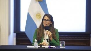 """Gómez Alcorta, sobre proyecto de aborto: """"Cristina es clave para que se convierta en ley"""""""