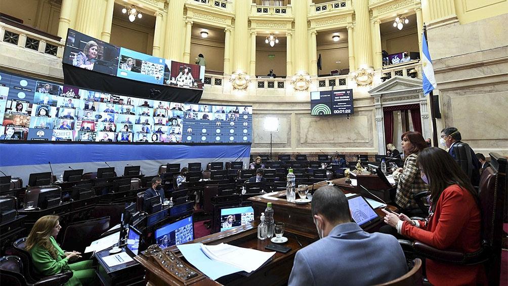 El Senado aprobó esta tarde los nombramientos de 30 jueces, fiscales y defensores propuestos por el Gobierno