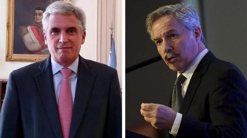 Solá y el embajador de Perú trataron temas políticos, económicos y comerciales bilaterales