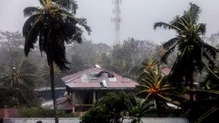 Al menos 18 muertos y miles de damnificados tras el paso del huracán Eta