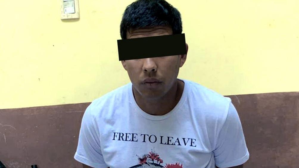 Uno de los detenidos por el crimen del policía