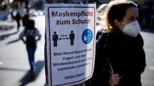 Alemania superó el millón de casos de coronavirus