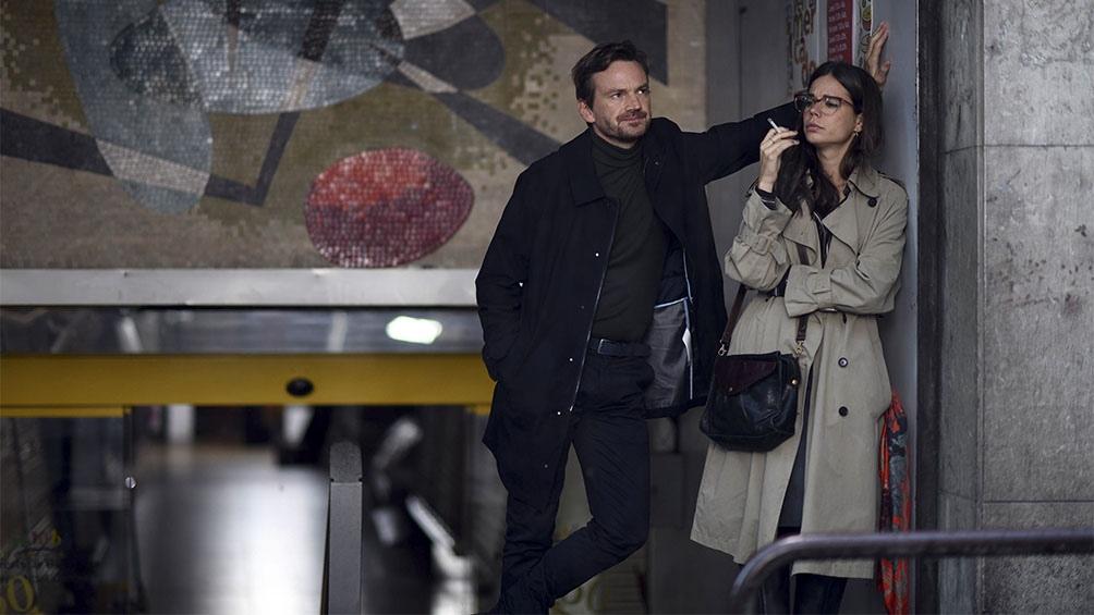 """""""Él es un romántico y a la vez es bastante estructurado, y el personaje de Laia viene a desarmar todo eso""""."""