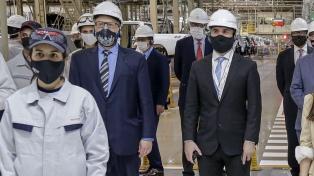 Anuncian inversiones para vehículos y carbonato de litio por un monto total de US$ 450 millones