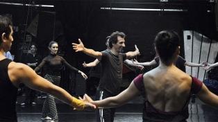 Con videos y entrenamiento en el living, bailarines y bailarinas del país dieron batalla en pandemia