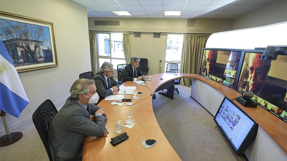 La Argentina afianza su ofensiva diplomática para lograr la soberanía de las islas.