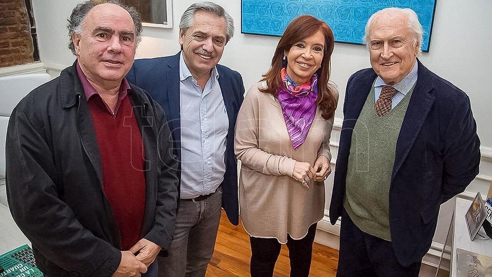 A mediados del año pasado, resuelve respaldar la fórmula presidencial Alberto Fernández-Cristina Fernández de Kirchner.