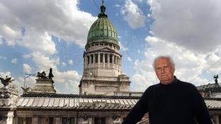 "El Senado homenajeó a Fernando ""Pino"" Solanas"