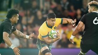 Australia derrotó a Nueva Zelanda, en una épica definición