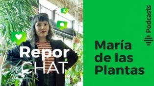Reporchat con María de las Plantas