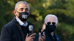 Joe Biden y el regreso a la política exterior de Obama