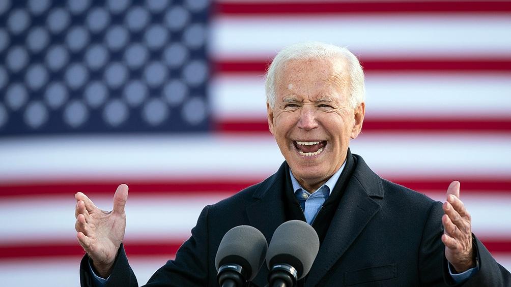 Mandatario electo, Joe Biden