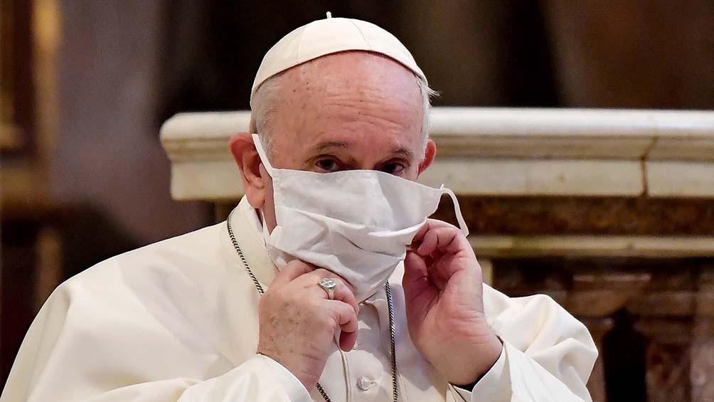 """El Papa pidió a la dirigencia que """"debe prevalecer el nosotros""""."""