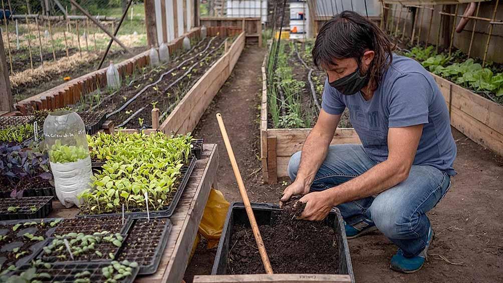 Los consumidores buscan alimentos producidos sin dañar el medio ambiente.