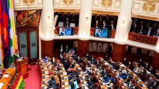 La Cámara de Diputados de Bolivia sancionó una ley de impuesto a la riqueza
