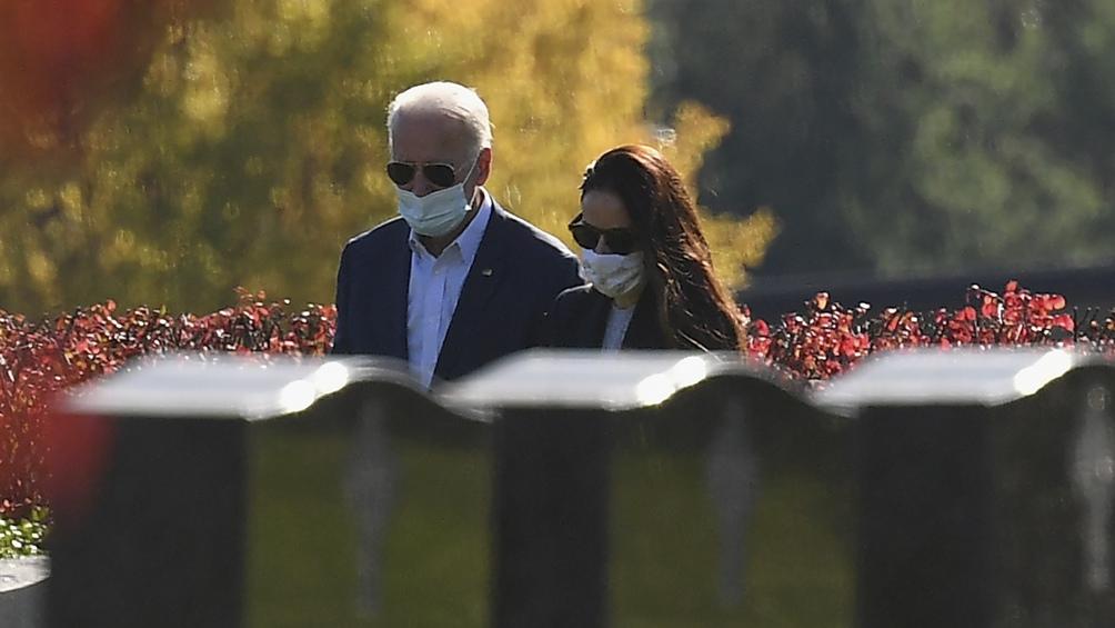 Joe Biden y Ashly Biden