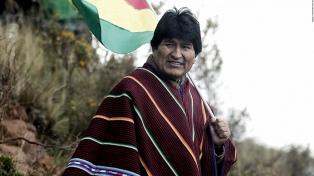 Dura respuesta de Evo Morales a un informe de EEUU sobre producción de drogas