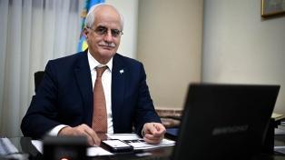 """Taiana definió al Canal Magdalena como una """"cuestión de soberanía"""""""