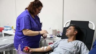 En Neuquén, este año aumento el número de donantes voluntarios.