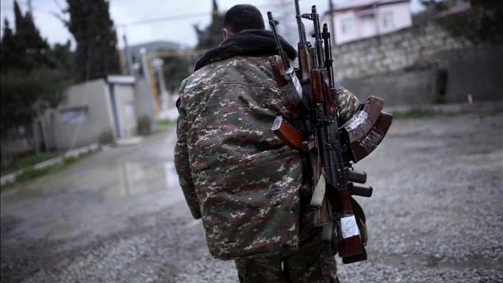 Las fuerzas de paz rusas ejercerán el control sobre el llamado corredor de Lachín.