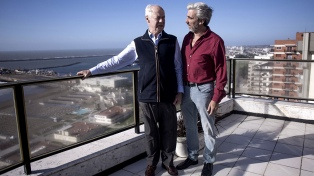 Un argentino y un inglés veteranos de Malvinas candidatos al Nobel de la Paz