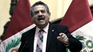 Quién es Manuel Merino, el nuevo Presidente